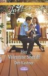 Her Valentine Sheriff (Serendipity Sweethearts, #2)