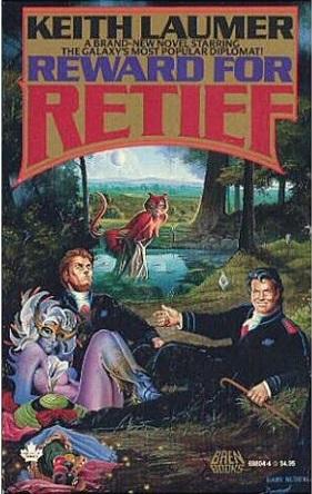 Reward for Retief (Retief, #14)