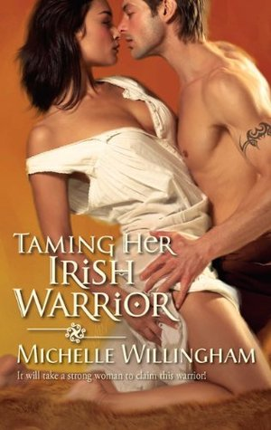 Taming Her Irish Warrior(MacEgan Brothers 5)