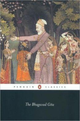 The Bhagavad Gita by Krishna-Dwaipayana Vyasa