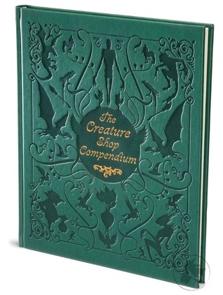 The Creature Shop Compendium: Flora and Fauna from the Harry Potter Films