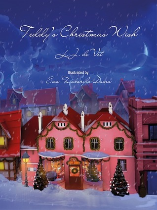 Ebook Teddy's Christmas Wish by L.J. deVet PDF!
