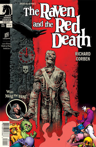 Edgar Allan Poes The Raven and the Red Death