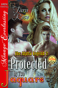 Protected By Two Jaguars(The Alpha Legend 2)