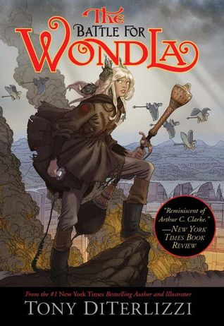 The Battle For WondLa (The Search for WondLa, #3)