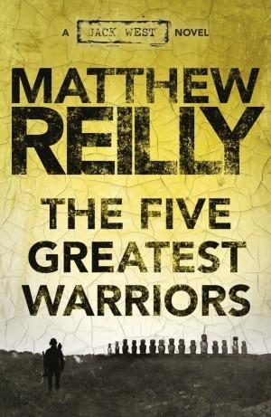 The Five Greatest Warriors(Jack West Jr 3)