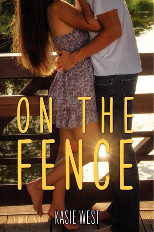 Image result for on the fence book
