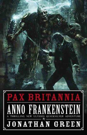 Anno frankenstein by Jonathan Green
