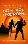 No Place Like Rome (Lexi Carmichael Mystery, #3)