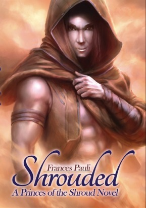 Shrouded (Princes of the Shroud, #1)