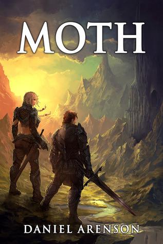 Moth (The Moth Saga #1)