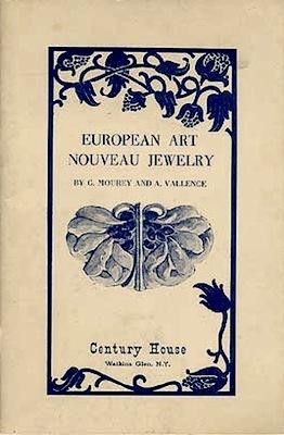 European Art Nouveau Jewelry