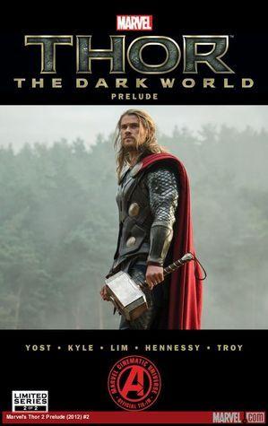 Thor : The Dark World Prelude #2