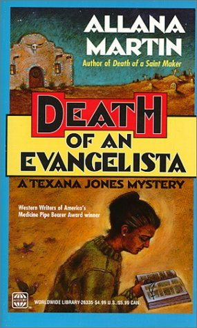 Death of an Evangelista by Allana Martin