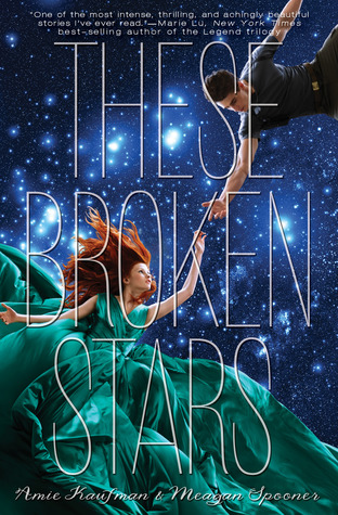 Series Review: Starbound by Amie Kaufman & Megan Spooner
