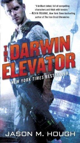 The Darwin Elevator (Dire Earth Cycle, #1)