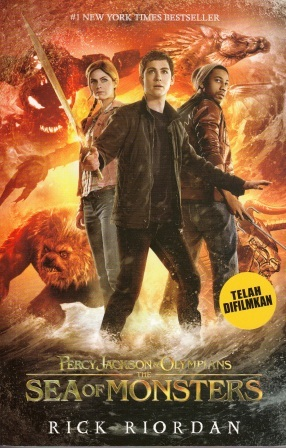 The Sea of Monsters - Lautan Para Monster (Percy Jackson and the Olympians, #2)