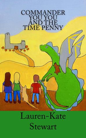 Commander You You and the Time Penny (Book 2)