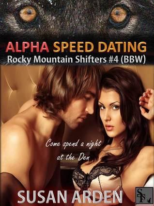 Alpha speed dating par Susan Arden