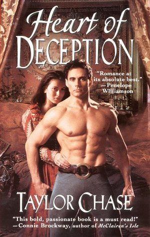 Heart of Deception by Taylor Chase