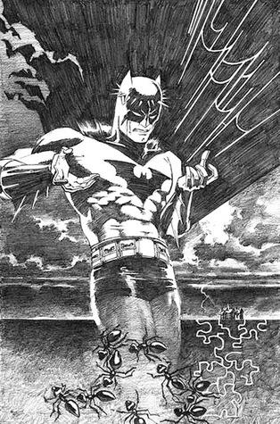 Batman Black and White #2 by Rafael Grampa