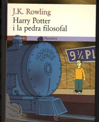Harry Potter i la Pedra Filosofal (Harry Potter, #1)