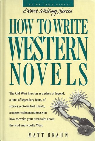 Writing a western novel