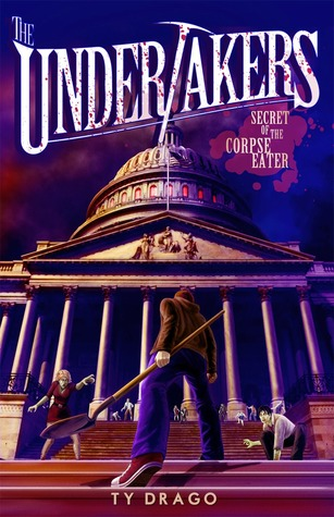 Secret of the Corpse Eater (The Undertakers, #3)