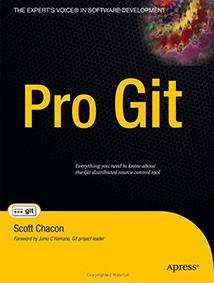 Pro Git by Scott Chacon