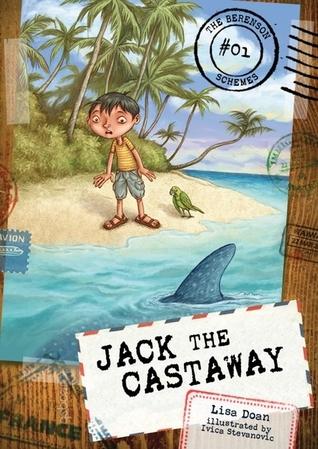 Jack the Castaway (The Berenson Schemes, #1)
