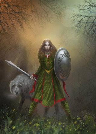 The Celtic Warrior Princess