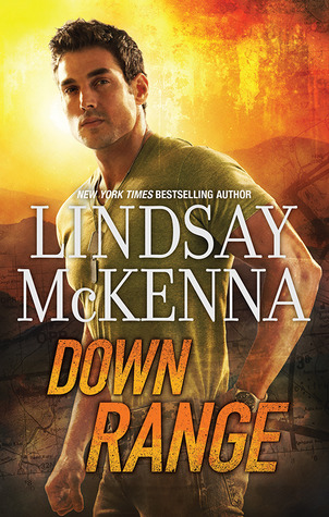 Down range by Lindsay Mckenna