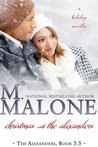 Christmas with the Alexanders by M. Malone
