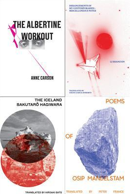Poetry Pamphlets13-16