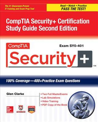 Security Plus Study Guide Sy0 - 301 Pdf