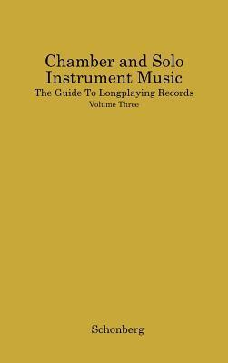 Chamber and Solo Instrument Music