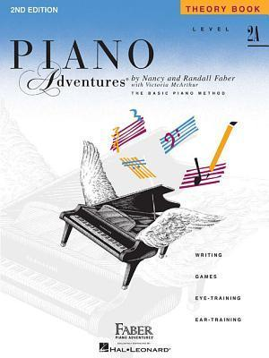 Piano Adventures Theory Book, Level 2A