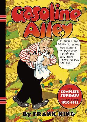 Gasoline Alley: The Complete Sundays Volume 1 1920-1922