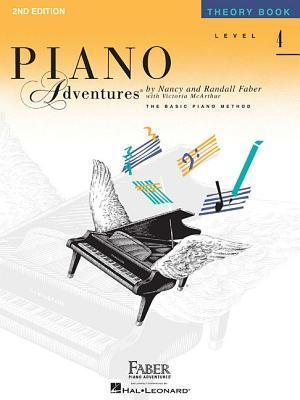 Piano Adventures Theory Book, Level 4