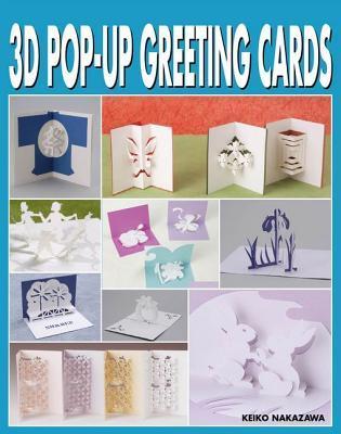 3D Pop-Up Greeting Cards FB2 iBook EPUB 978-4889962062 por Keiko Nakazawa