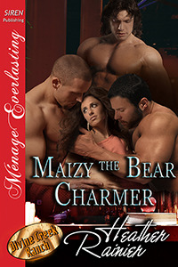 Maizy The Bear Charmer (Divine Creek Ranch, #16)