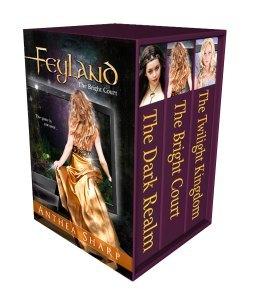 Feyland (Feyland #1- #3)