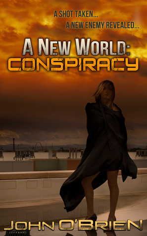 Conspiracy (A New World, #8)