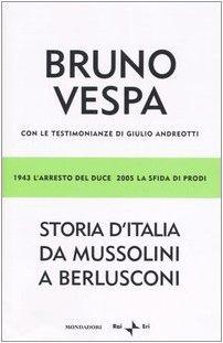 Storia d'Italia da Mussolini a Berlusconi: 1943, l'arresto del Duce, 2005, la sfida di Prodi
