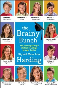 the-brainy-bunch-the-harding-family-s-method-to-college-ready-by-age-twelve