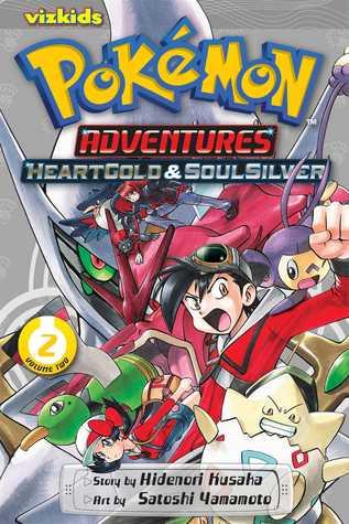 Pokémon Adventures, Volume 42