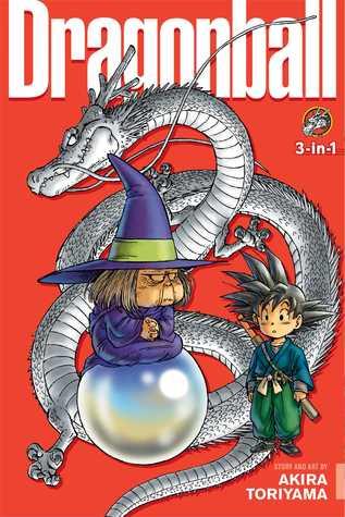 Dragon Ball (3-in-1 Edition), Vol. 3: Includes vols. 7, 8  9