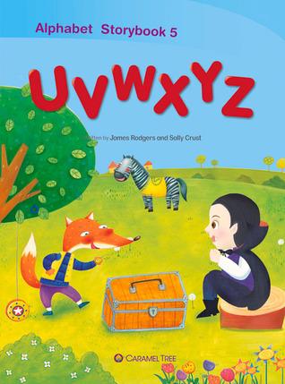 Alphabet Storybook 5: UVWXYZ