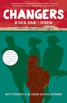Download ebook Drew (Changers, #1) by T. Cooper