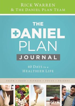 Daniel Plan Journal by Rick Warren